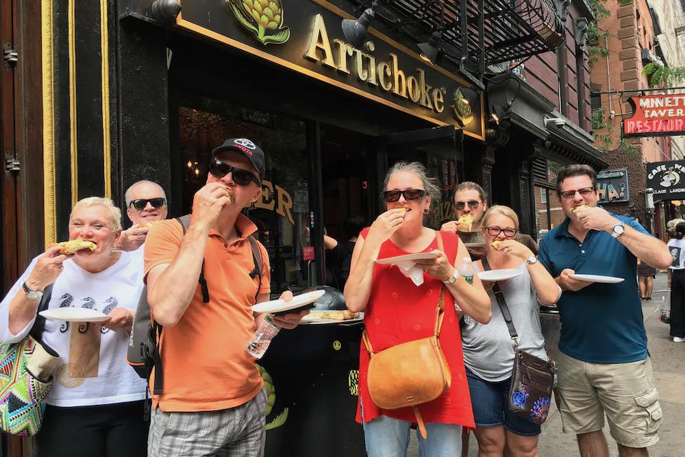 Sidewalk Food Tours of New Orleans travelwishlist