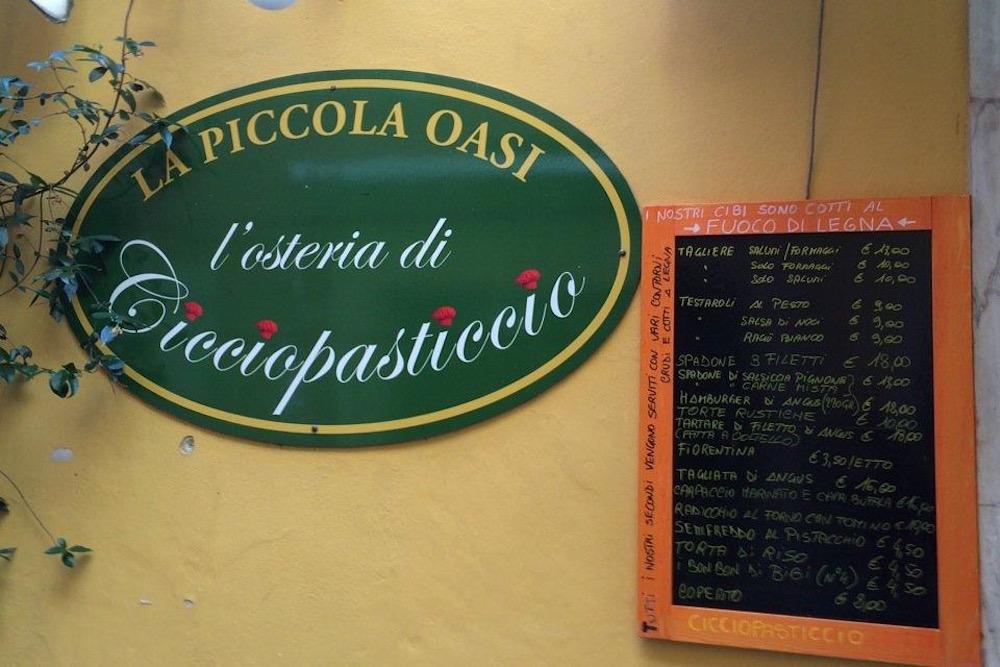La Picola Oasi travelwishlist