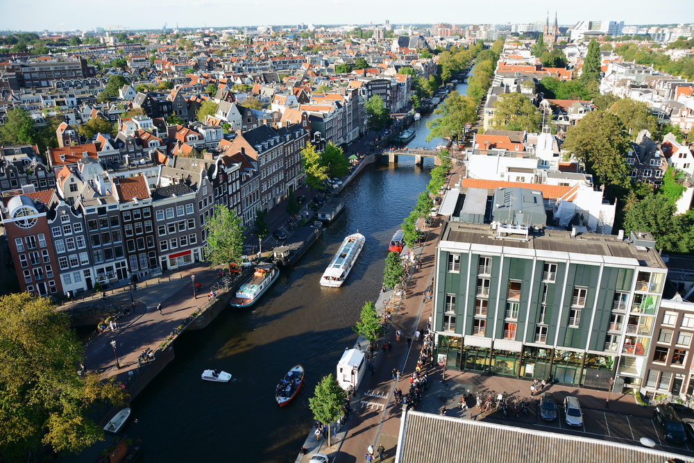 Anne Frank House twisht
