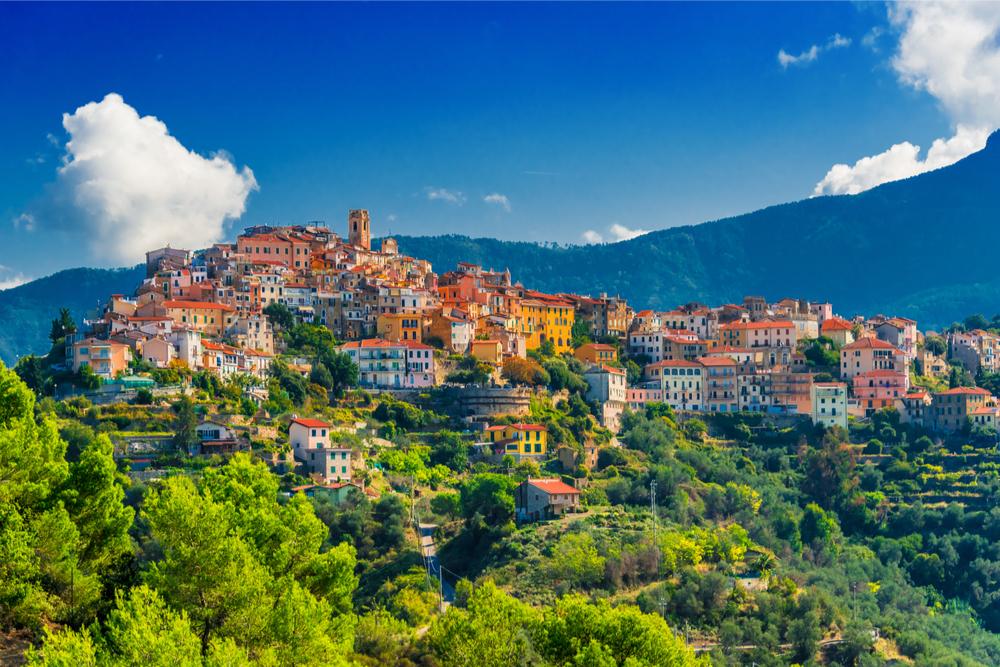 Perinaldo, Italy