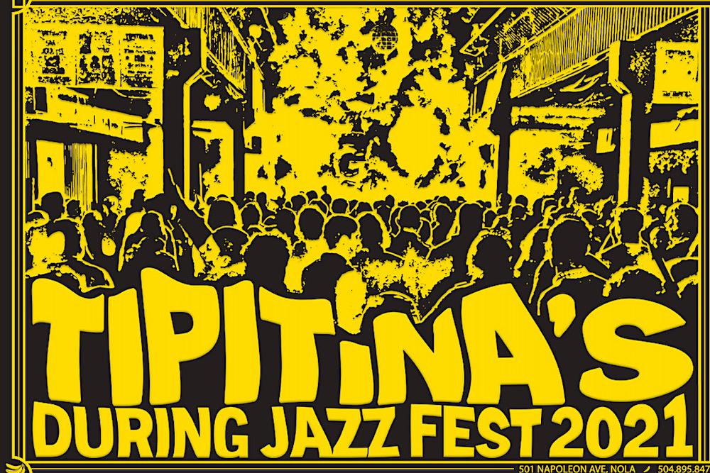 Tipitina's New Orleans travelwishlist