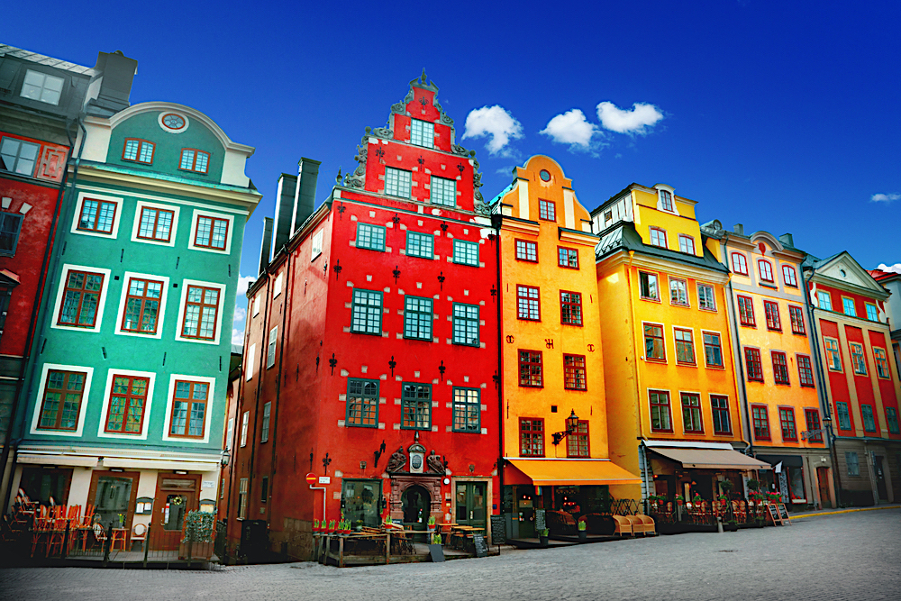 Stockholm Blog twisht