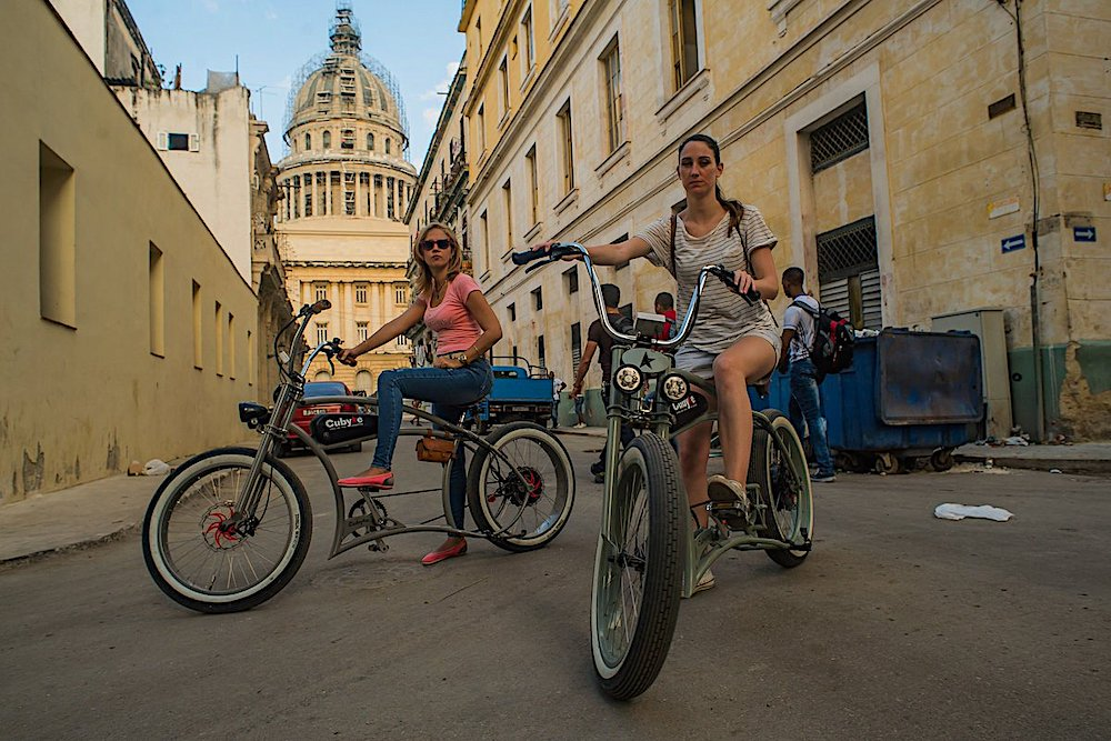 Cubyke, Havana