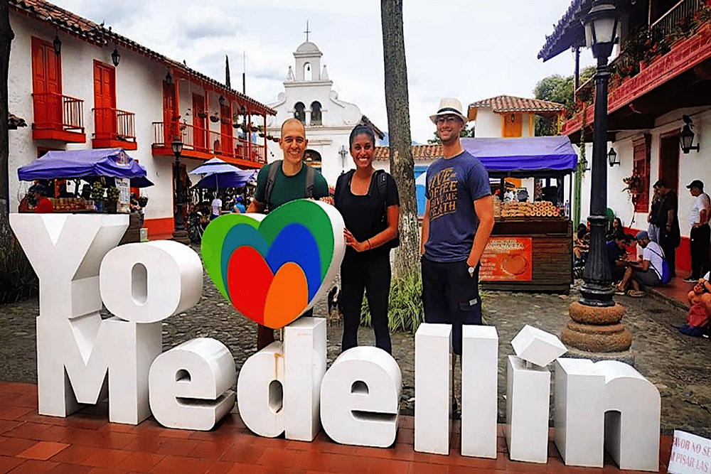 Green Bike Tour Medellin
