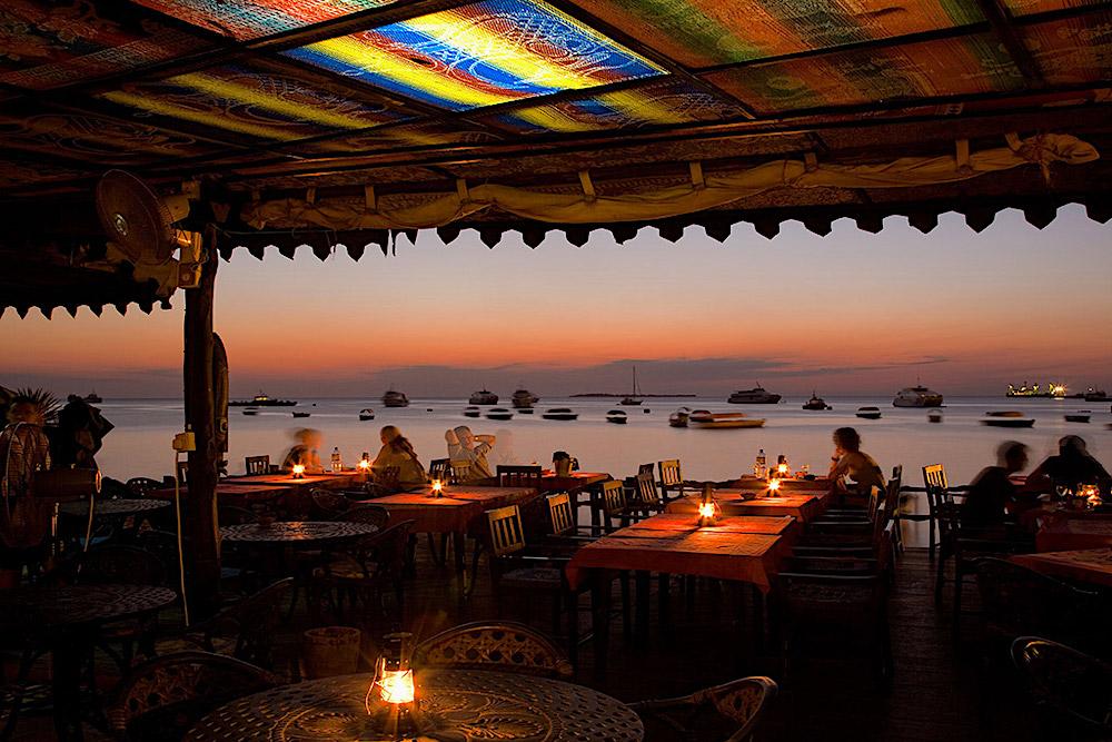 Mercury's, Zanzibar