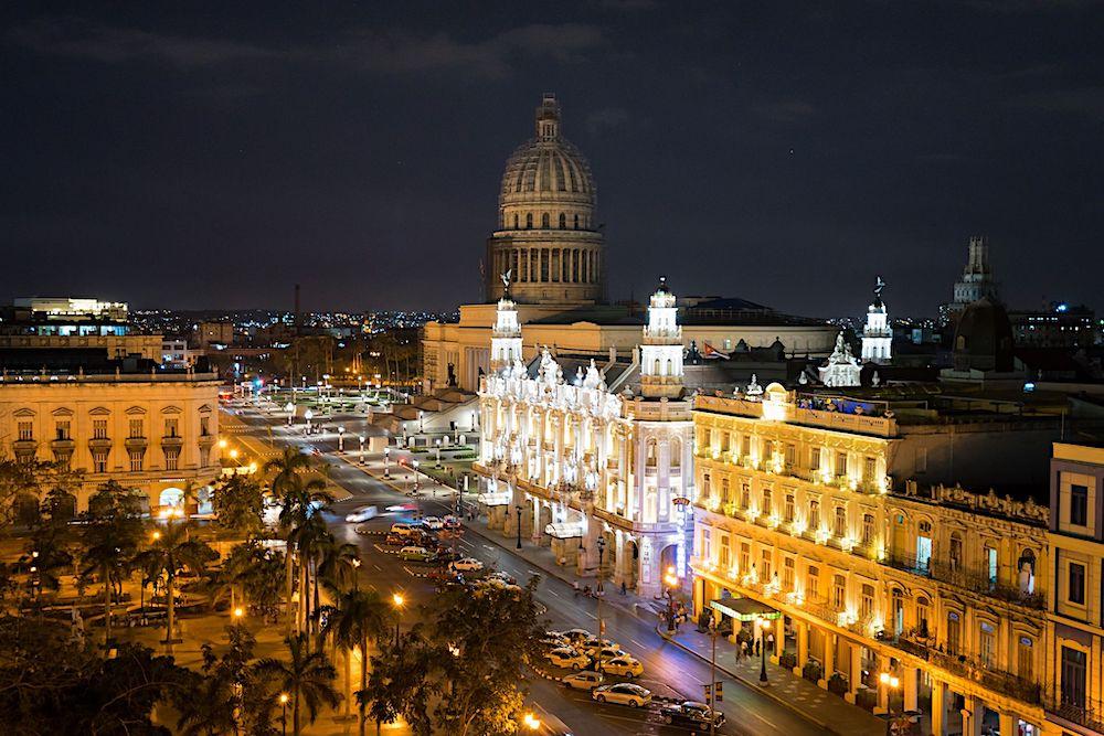 Iberostar Parque Central, Havana