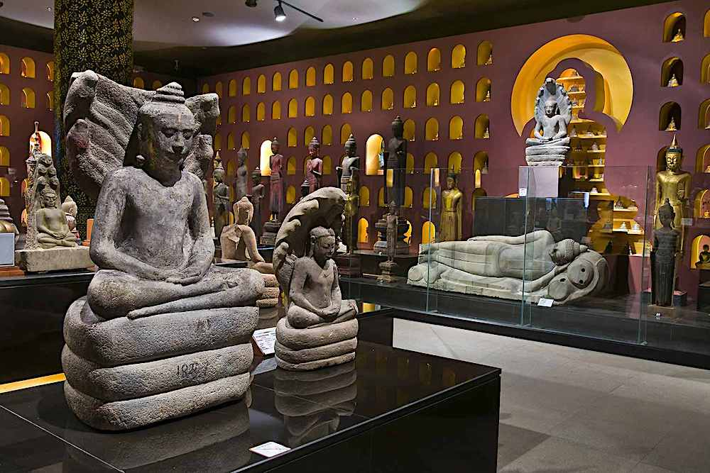 Angkor National Museum, Cambodia