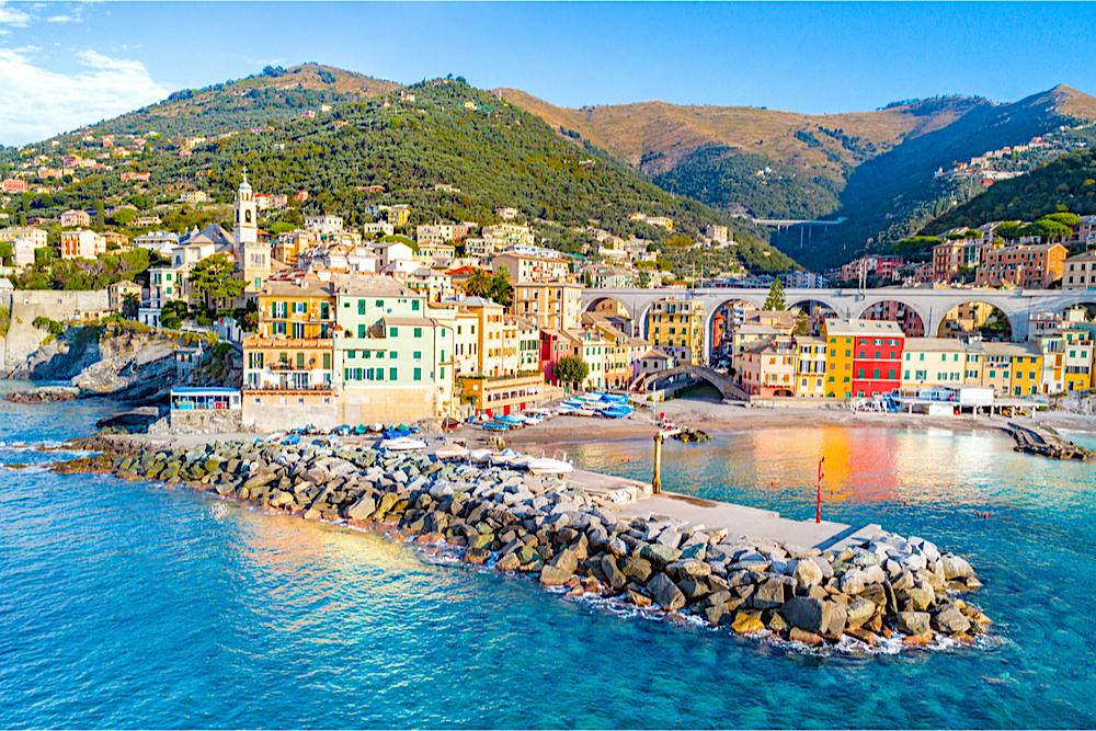 Bogliasco, Liguria, Italy, travelwishlist