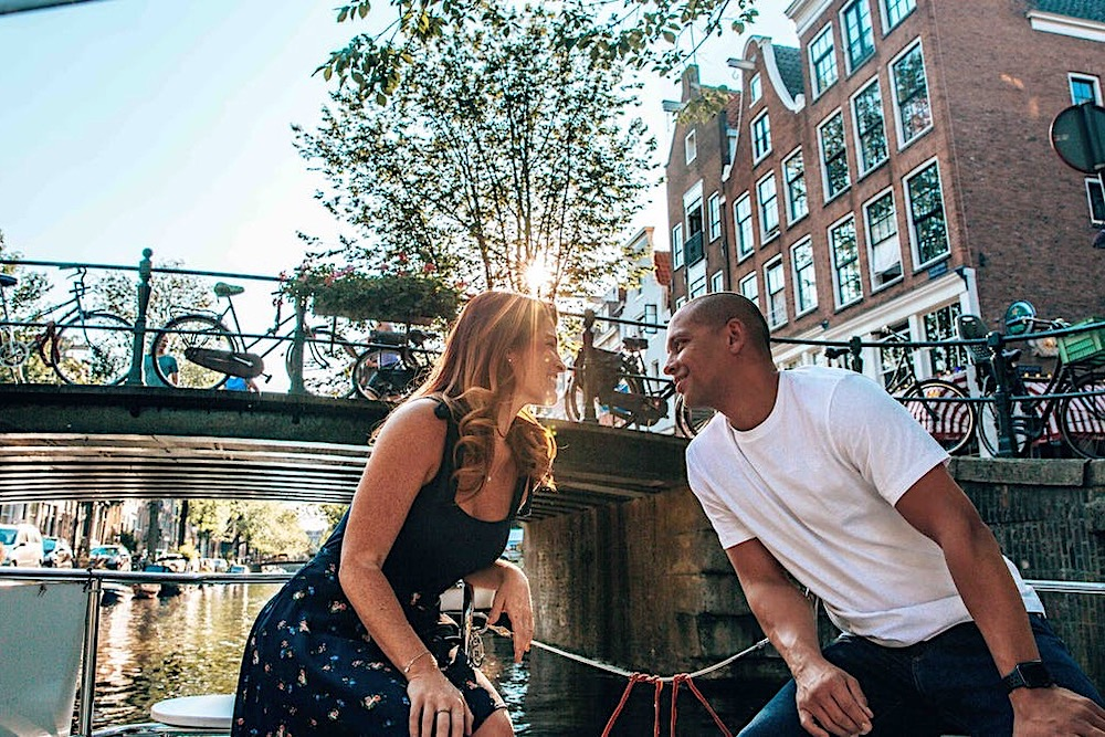 Romantic Tour Amsterdam twisht