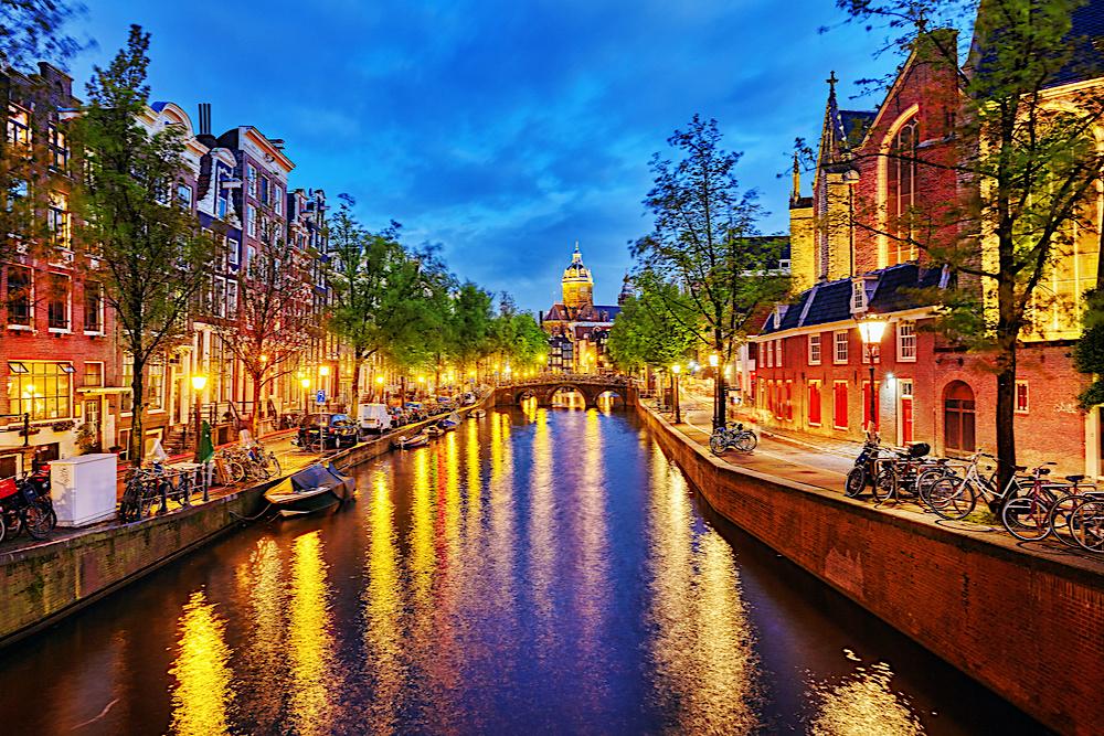 Jordaan Amsterdam twisht
