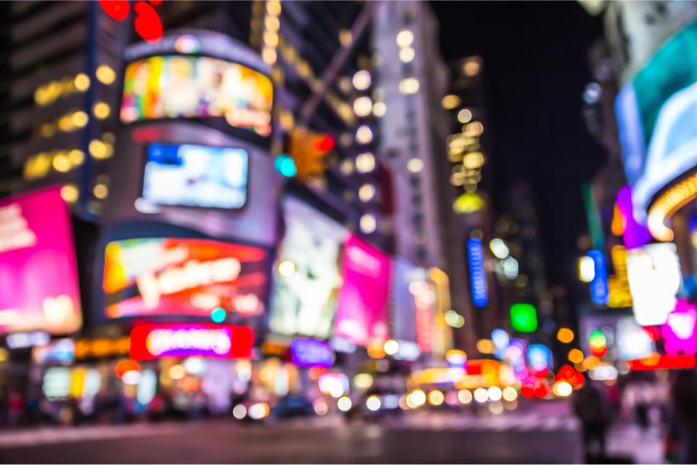 Time Square travelwishlist