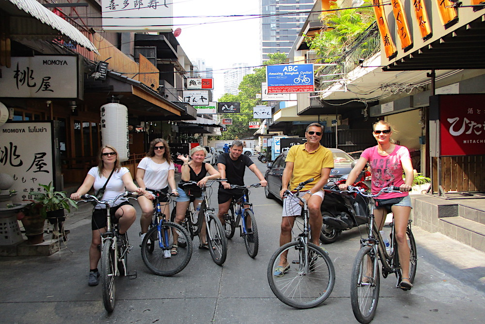 ABC Amazing Bangkok Cyclist
