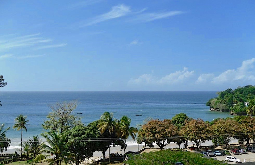 Las Cuevas Beach Lodge, Trinidad & Tobago