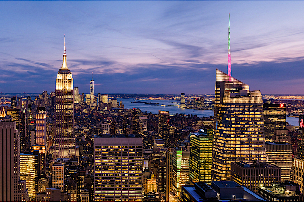 Top of the Rock travelwishlist