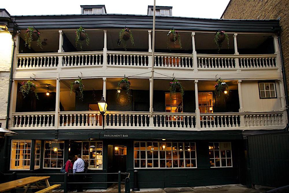The George Inn, London