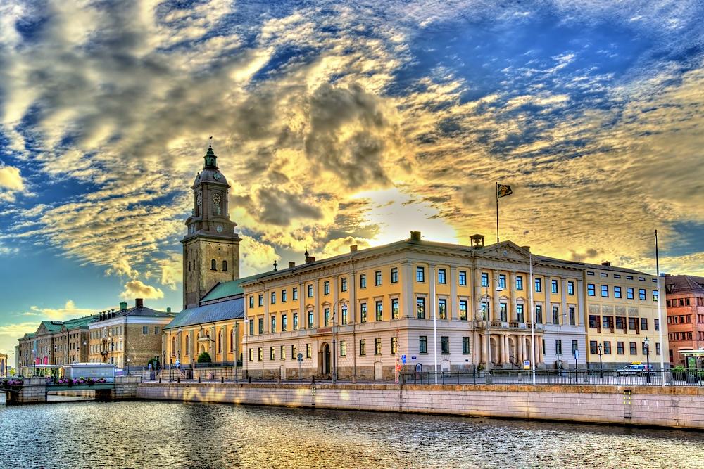 Gothenborg Blog twisht