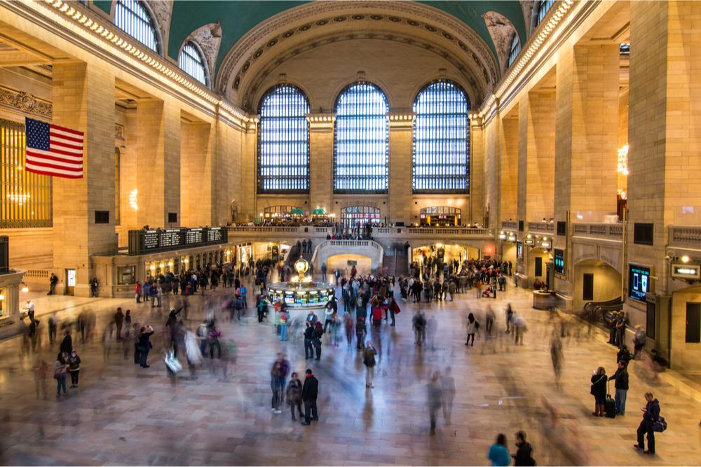 Grand Central Terminal travelwishlist