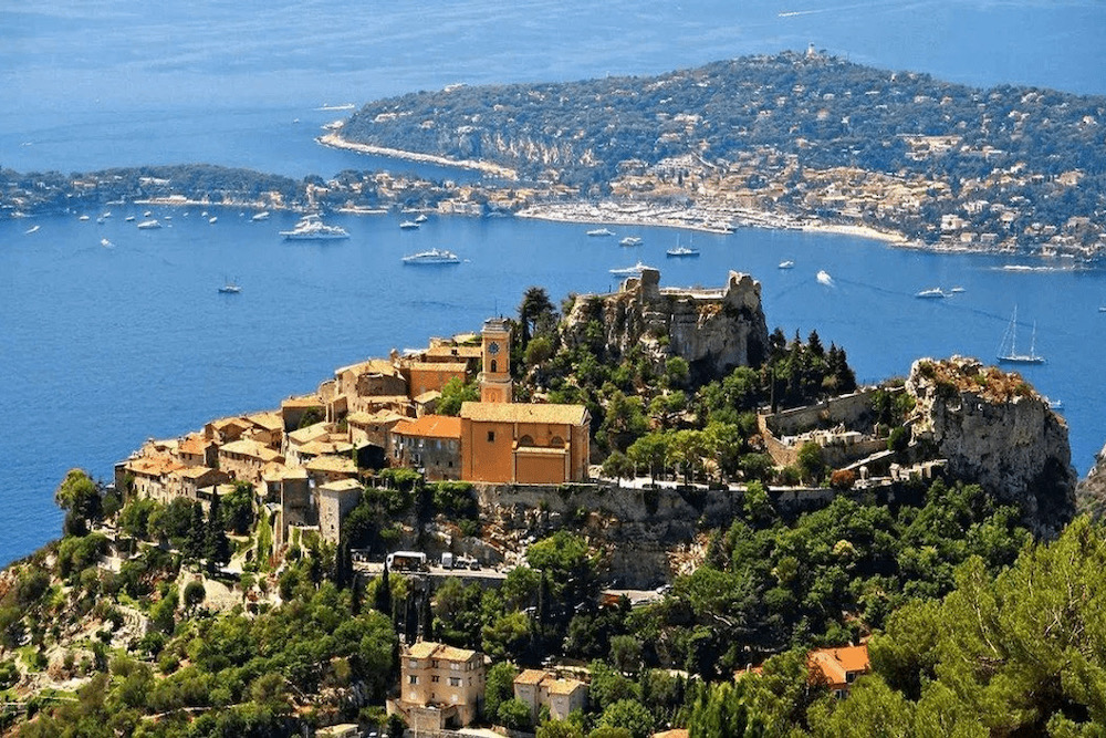 French Riviera Sightseeing, Nice twisht