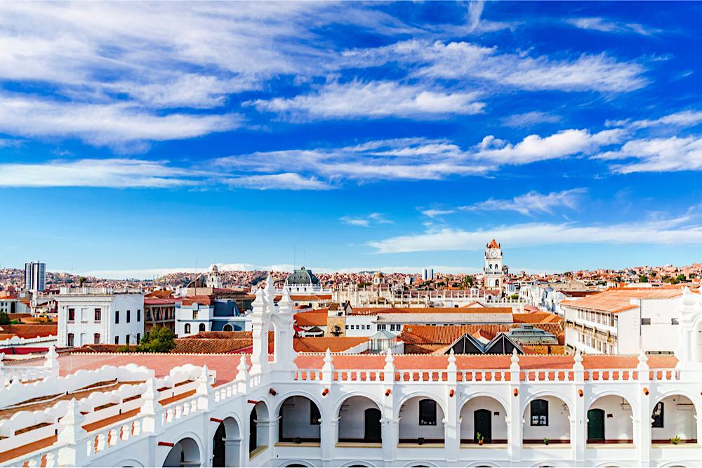 Sucre, Bolivia, twisht
