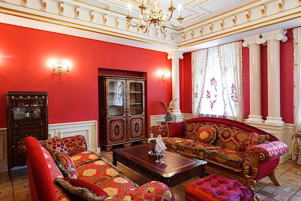 Trezzini Palace Hotel, St Petersburg