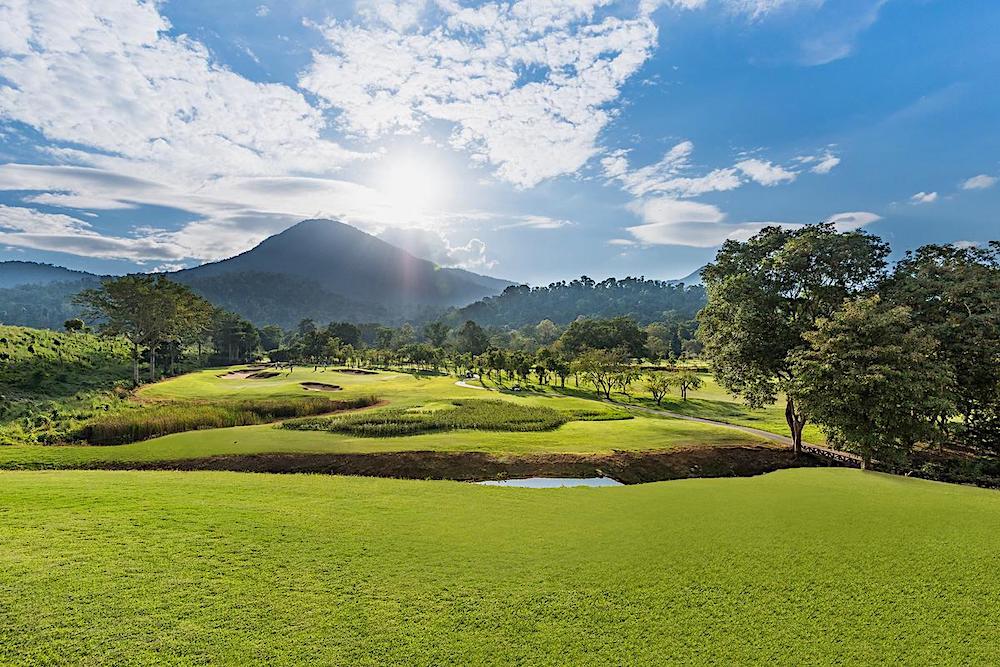 Chatrium Soi Dao Golf Course