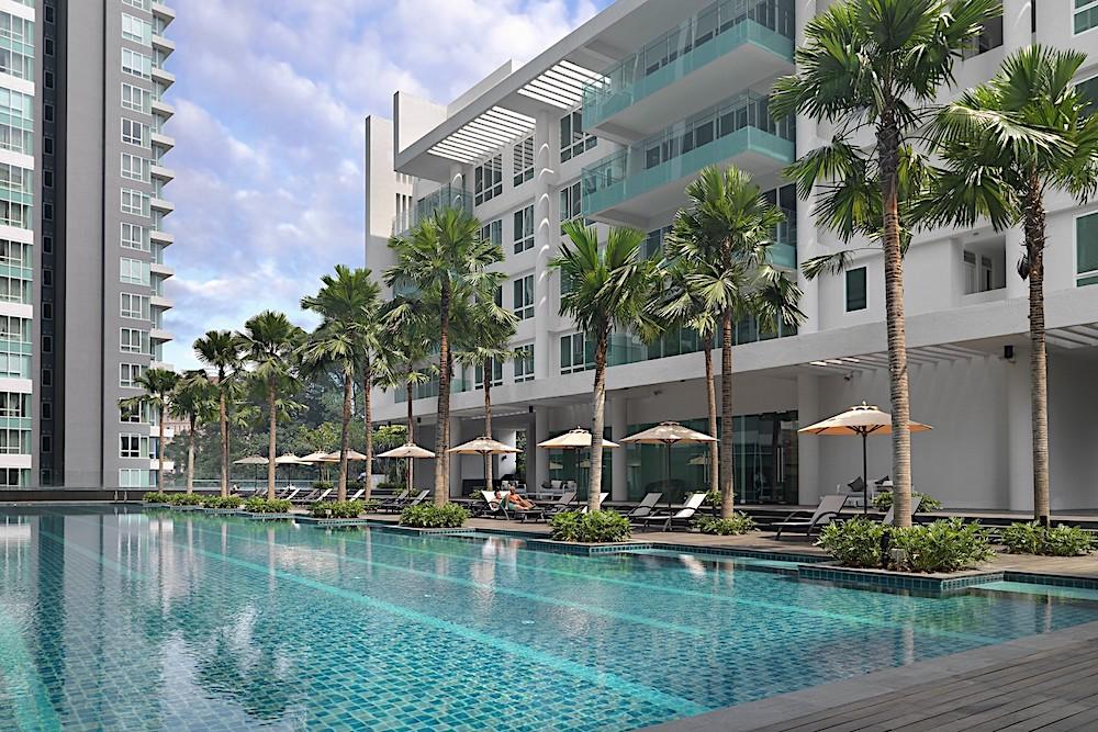 Lanson Place Bukit Ceylon