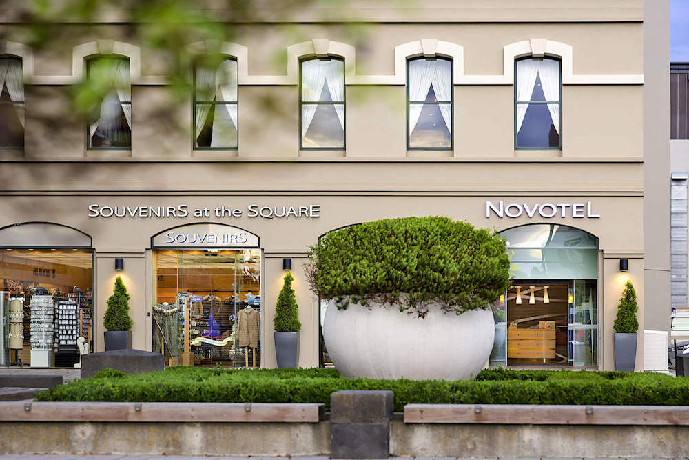 Novotel Christchurch Cathedral Square