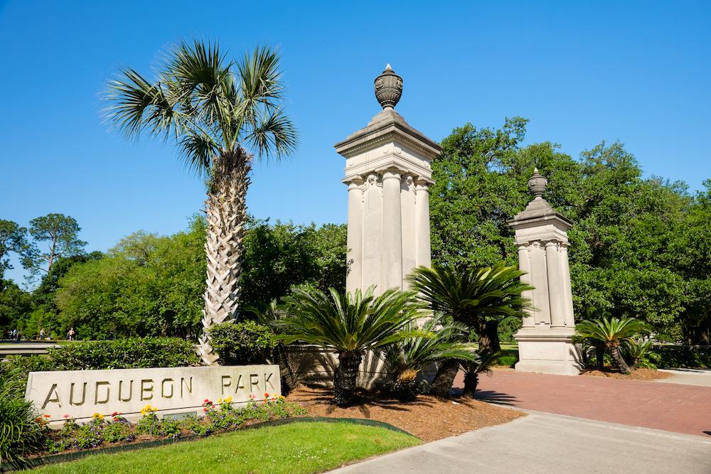 Audubon Park New Orleans travelwishlist