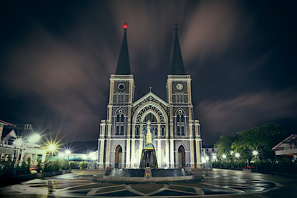 Cathedral of Immaculate Conception, Chanthaburi
