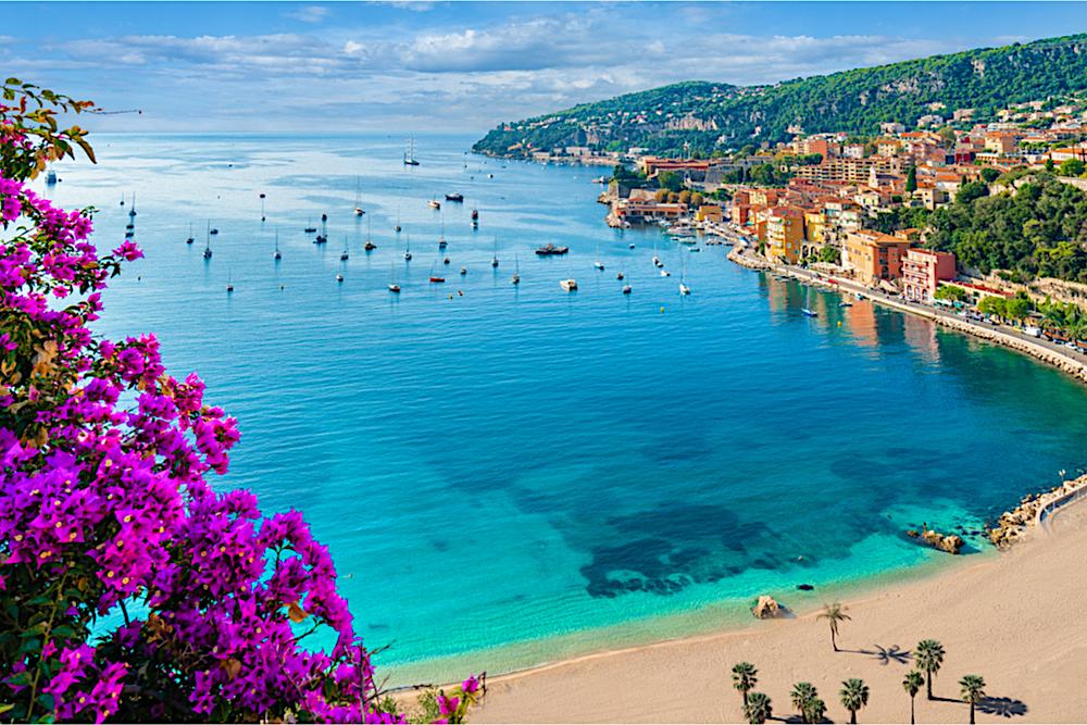 Villefranche-sur-Mer, France travelwishlist