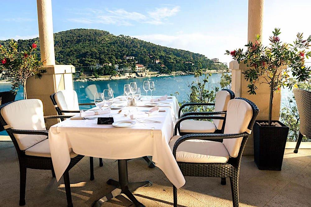 Restaurant More, Dubrovnik