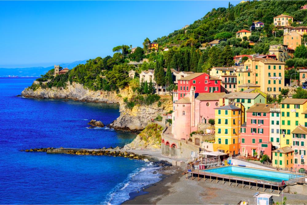 Sori, Liguria, Italy, travelwishlist