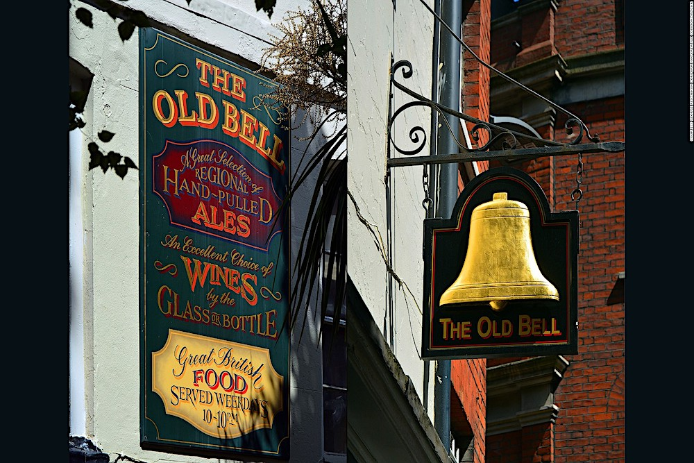 The Old Bell Tavern, London