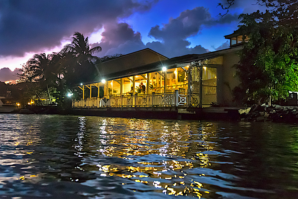 Jacques Waterfront Dining, St Lucia