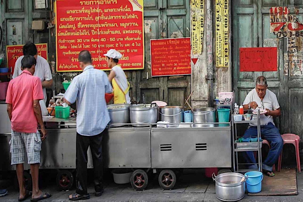 A Chef's tour, Bangkok