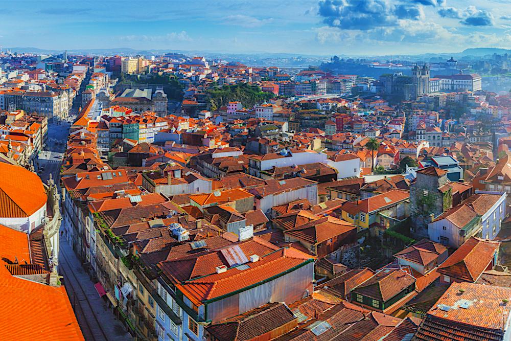 Cleric's Tower, Porto