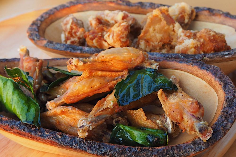 Gai Tod (Fried Chicken), Bangkok, Thailand