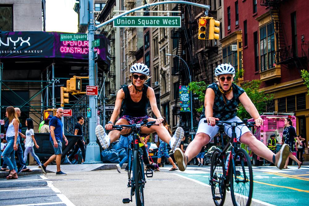 Brooklyn Giro Bicycle Tours twisht