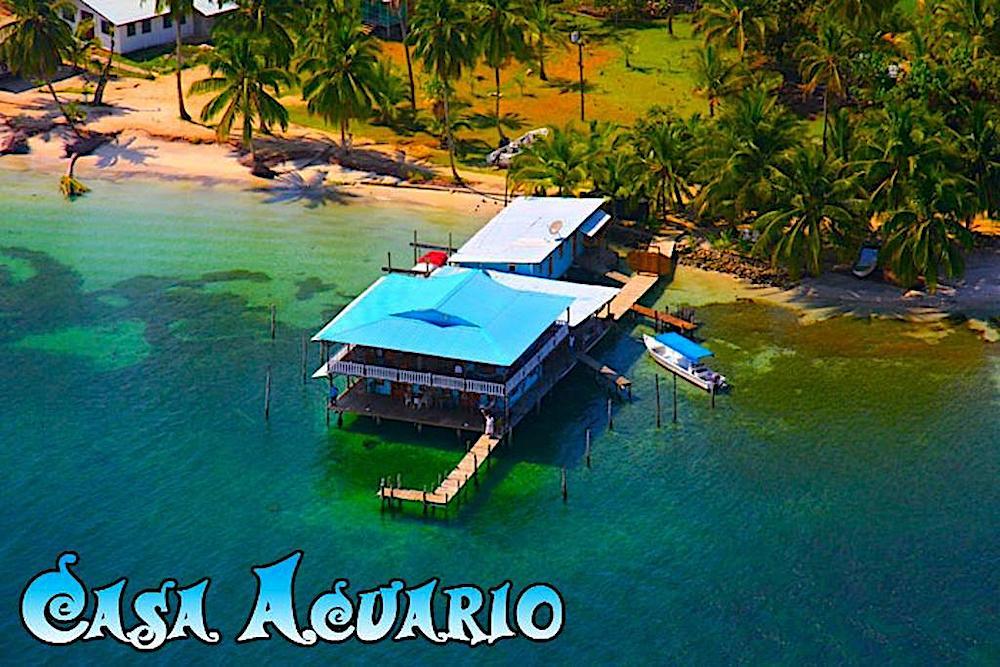 Casa Acuario, Panama