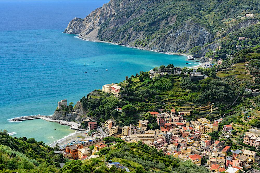 Monterosso al Mare travelwishlist