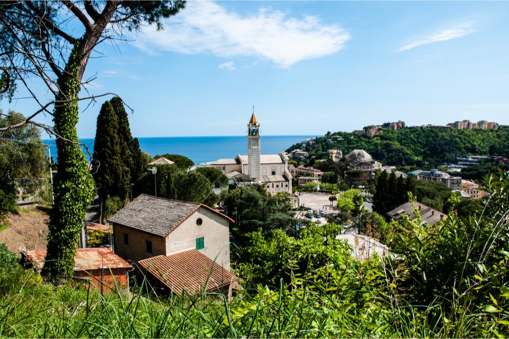 Arenzano, Liguria, Italy, travelwishlist