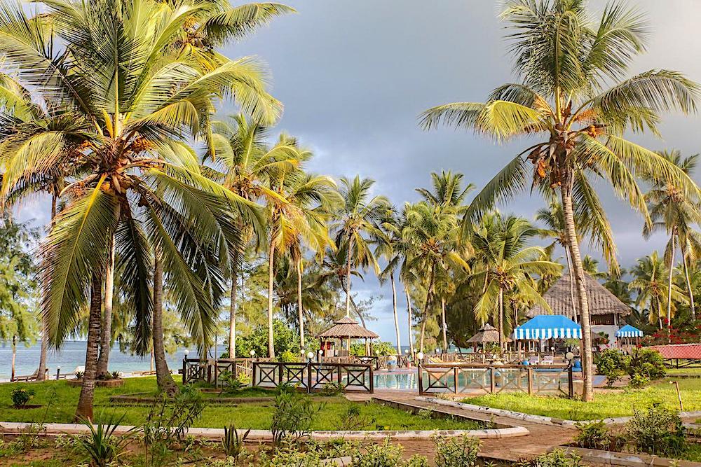 Mermaid's Cove, Zanzibar