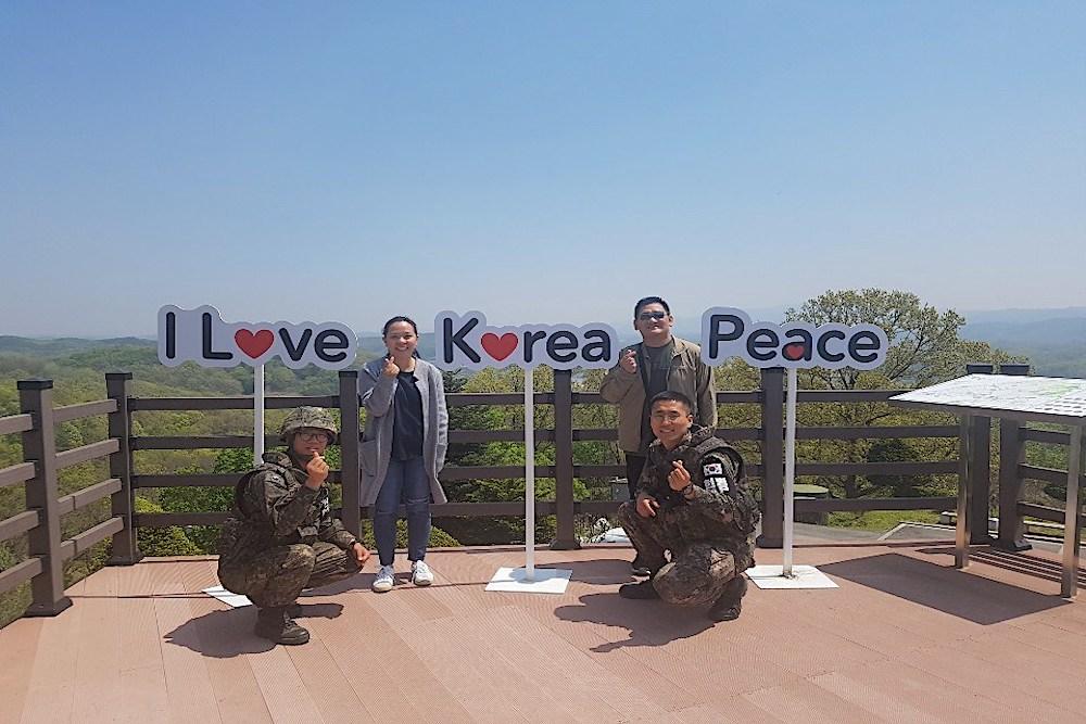 DMZ Spy Tour, South Korea