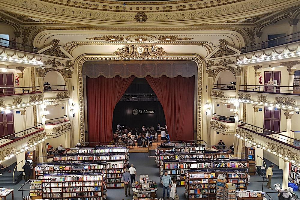 El Ateneo, Buenos Aires