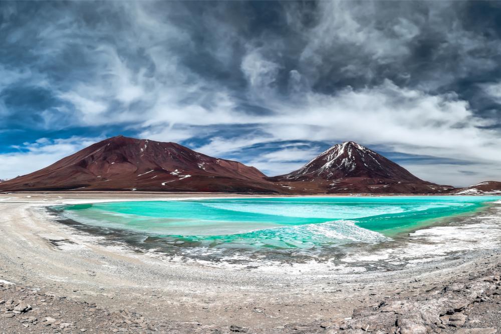Laguna Verde, Bolivia, twisht