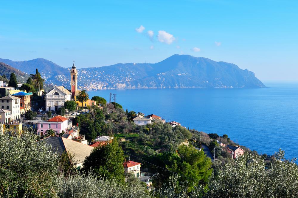 Pieve Ligure, Liguria, Italy, travelwishlist