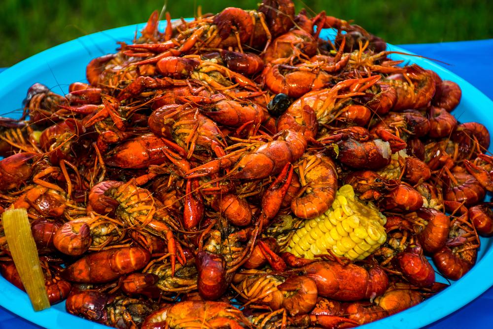 New Orleans Crawfish boil travelwishlist