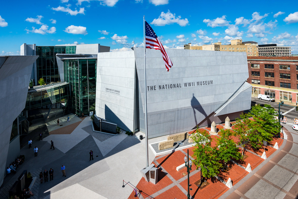 WWII Museum New Orleans travelwishlist