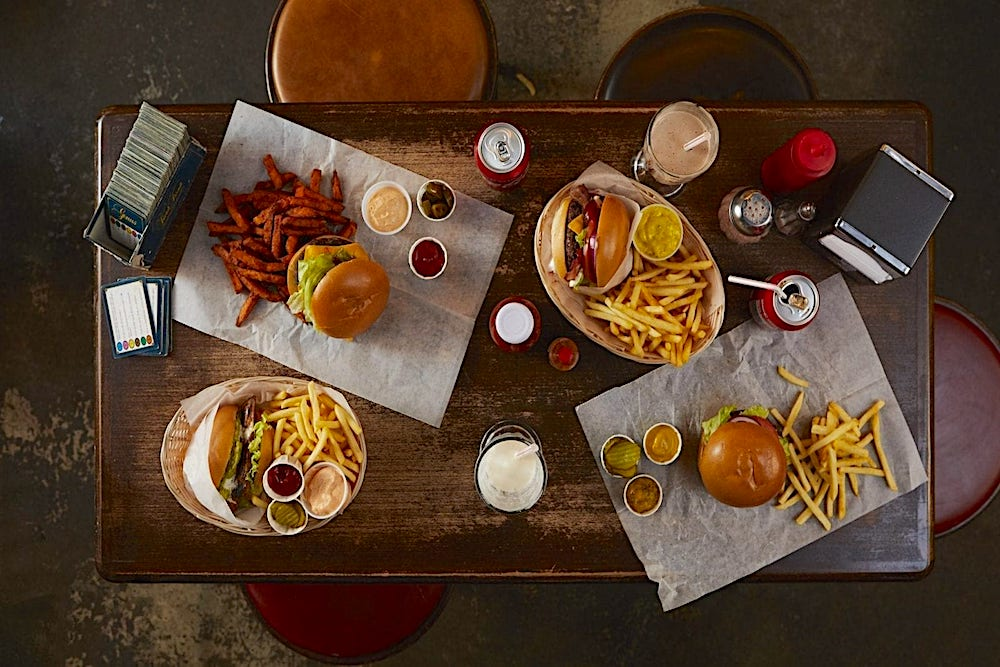 Tommi's Burger Joint, Reykjavik