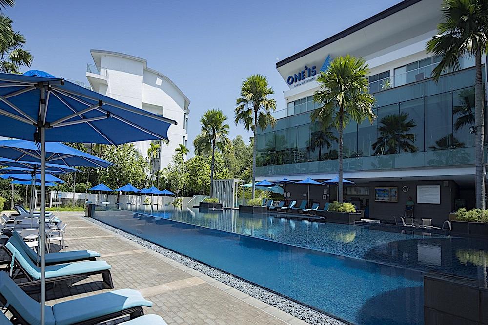 ONE15 Marina, Singapore